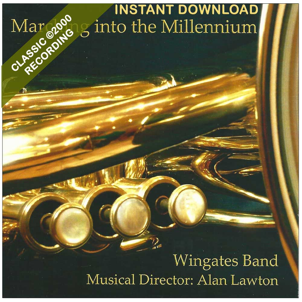Marching Into The Millenium CD Cover 1