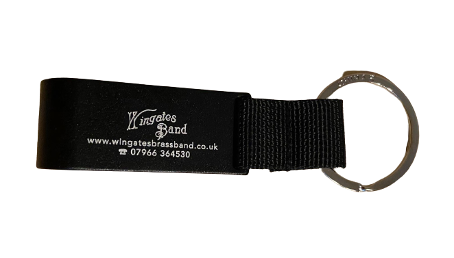 Wingates Band Branded Shopping Trolley Coin