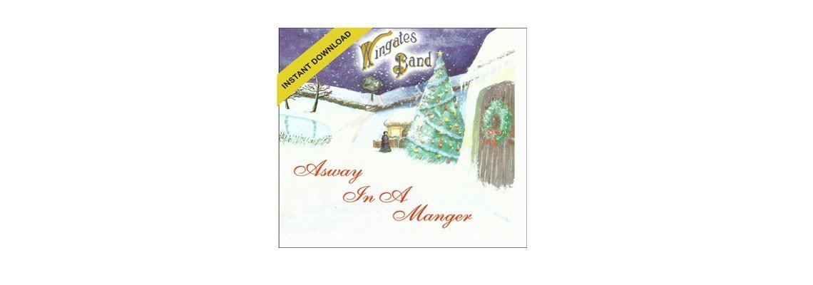 Asway In A Manger CD Instant Download