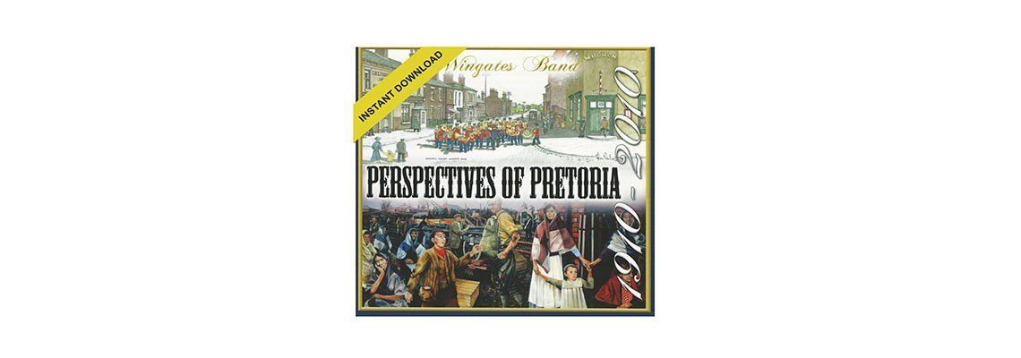 Perspectives of Pretoria CD Instant Download